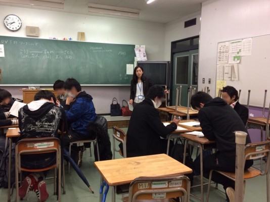 神奈川工業高校定時制写真